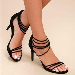 Black Lulu's Heels